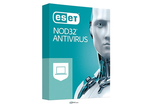 ESET NOD32 Antivirus - License - 1 year