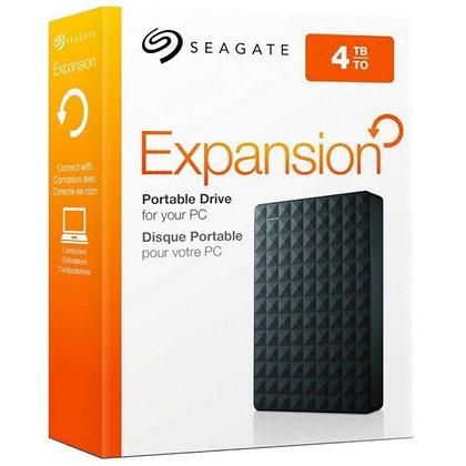 "Disco duro Externo Seagate Expansion - 2.5"" - 4TB - USB 3.0 -"