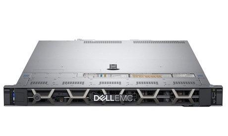 DELL POWEREDGE R340 SERVER XEON E-2124 3.3Ghz 8GB 1TB HDD DVD/RW