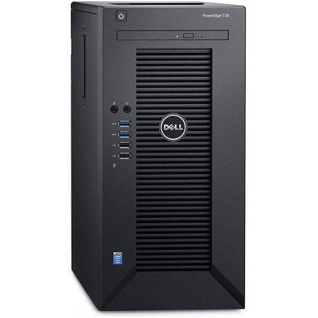 DELL POWEREDGE T30 SERVIDOR XEON E3-1225 v5 8GB 1TB HDD DVD/RW SIN SO