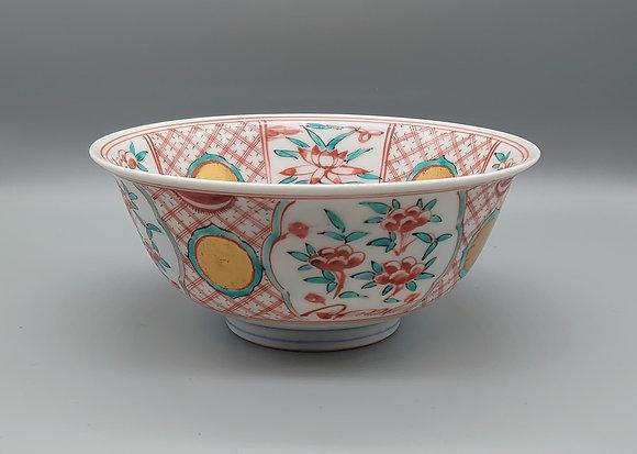 初代諏訪蘇山 作 菓子鉢