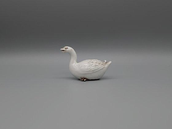 平戸焼水鳥水滴