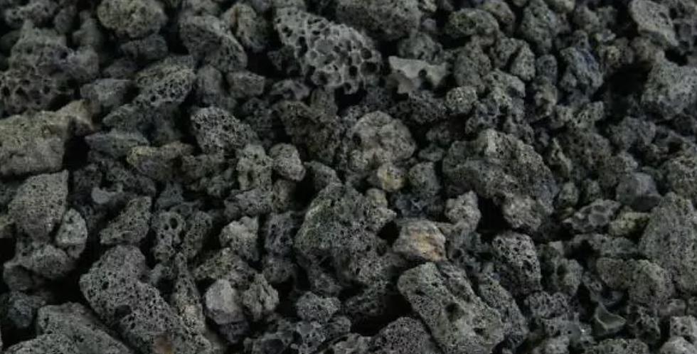 "3/4"" Black Haven Lava"