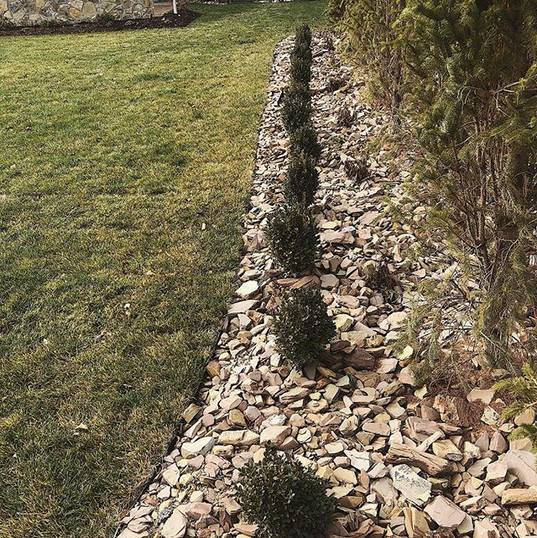 Large Flagstone Chips