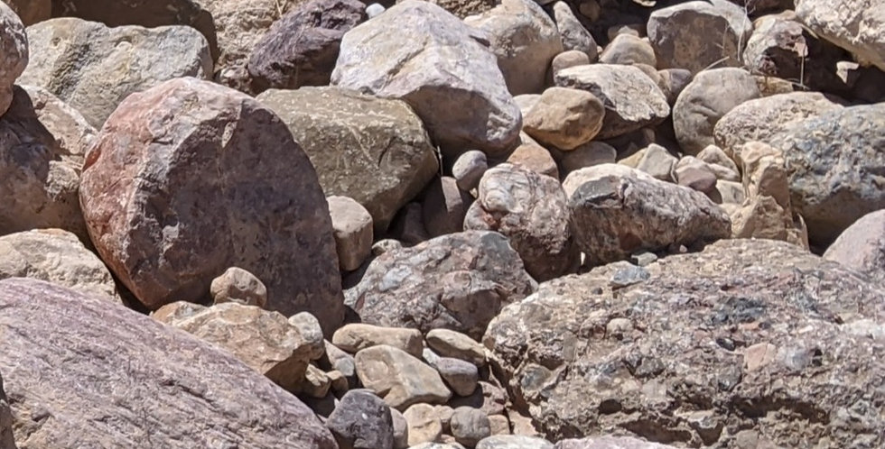Small Assorted Boulders