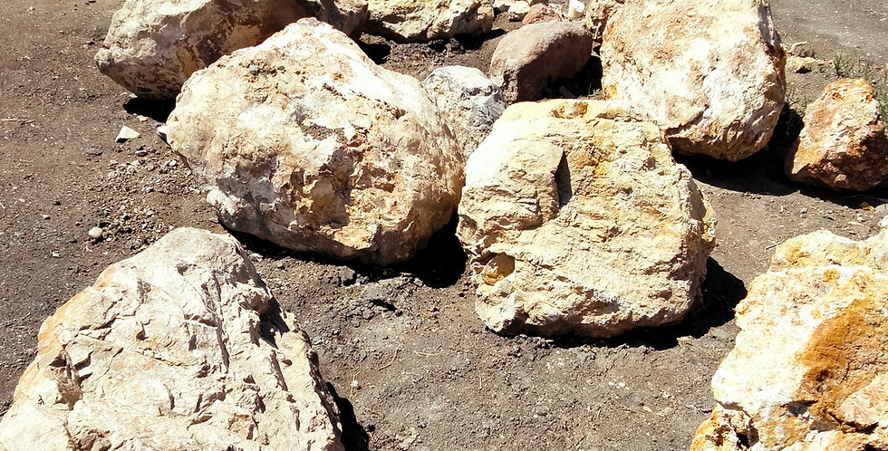 Medium Assorted Boulders