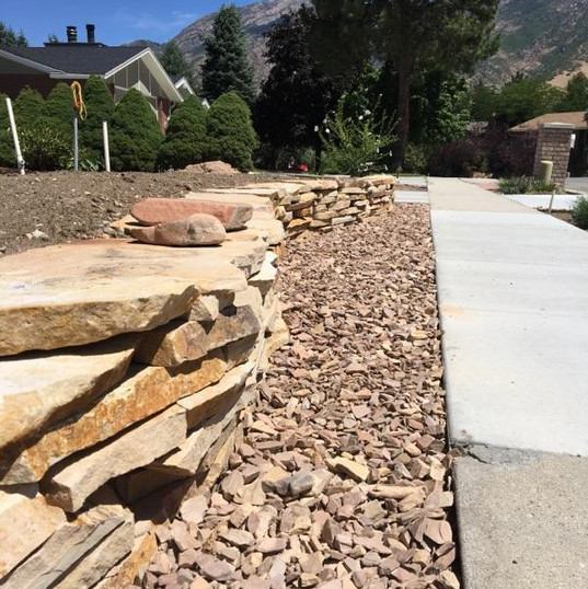 Medium Flagstone Chips