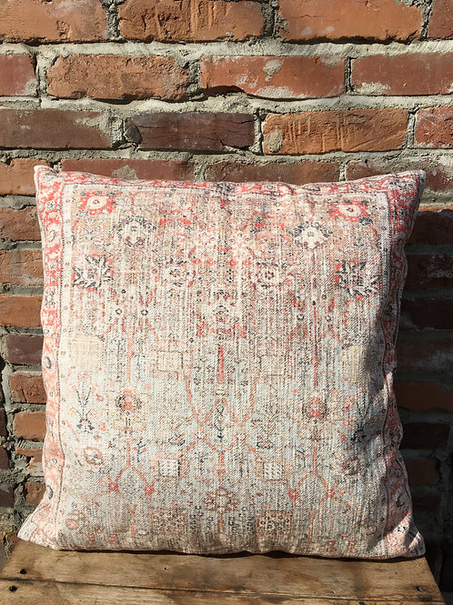 Large Square Pattern Pillow