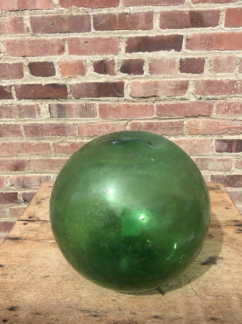 """11"""" Recycled Glass Float"""