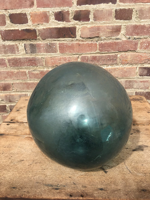 """9"""" Recycled Glass Float"""