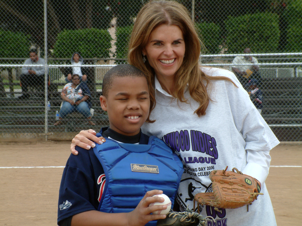 Maria Shriver at Opening Day.png