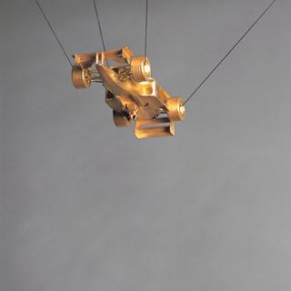 Gold Ferrari, 1987