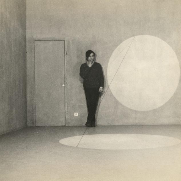 (Cilindro) Dischi di luce, 1968