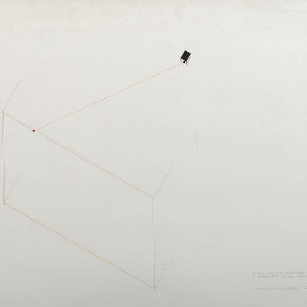 Punto di Luce su perimetro, 1967