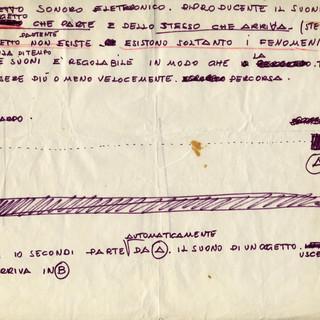 Progetto Luce-Suono, 1967