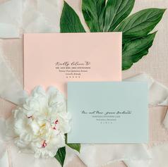 Color Envelope Set