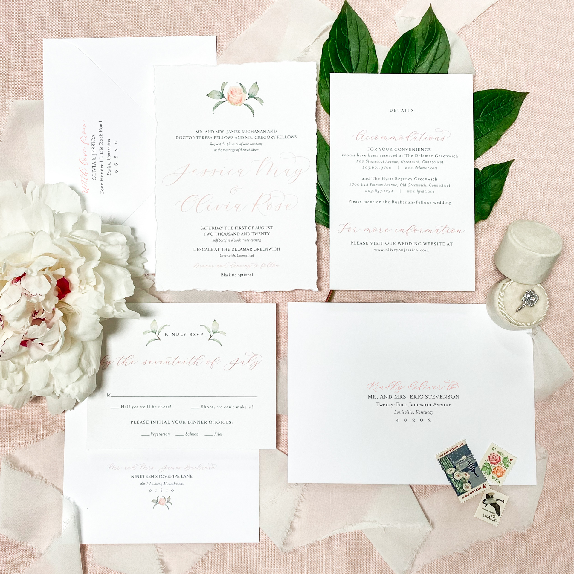 Invitation Foundation Suite