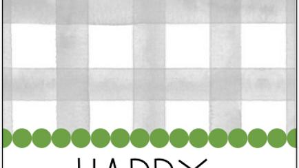 Happy Holidays tags