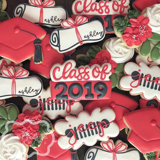 I have tons of grad cookies to get throu