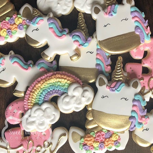In case you were wondering... unicorns a