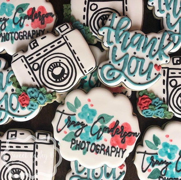Cookies are the best way to say thank yo