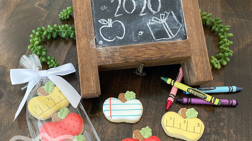 Back to school minis