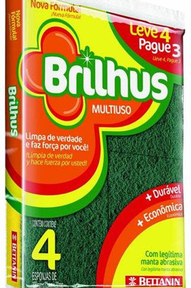 BRILHUS-ESPONJA M.USO L4 P3-REF.BT4514D144 1X144