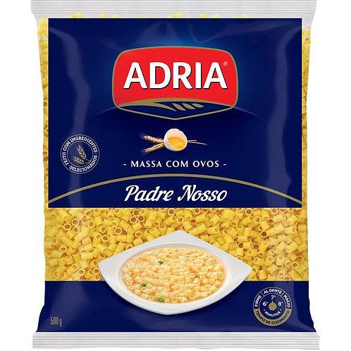 MASSA ADRIA COM OVOS PADRE NOSS0 M DIAS 20X500G