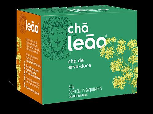 CHA LEAO ERVA DOCE 36X15ENV
