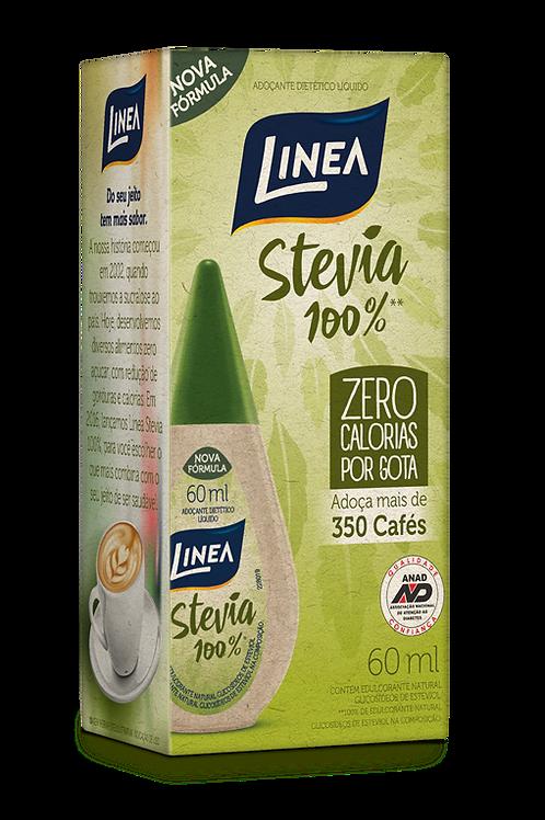ADOCANTE STEVIA LIQ LINEA 12X60ML