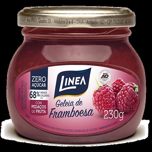 GELEIA DIET FRAMBOESA LINEA 12X230GR
