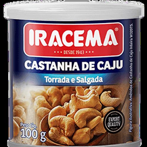 CAST DE CAJU LATA IRACEMA GLOBAL 48X100GR