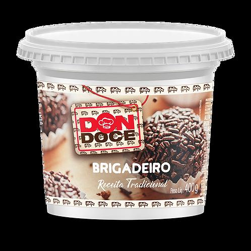 BRIGADEIRO DE ENROLAR 6X400G DON DOCE