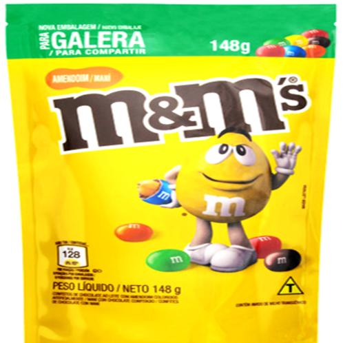 MM S AMENDOIM MARS 24X148G