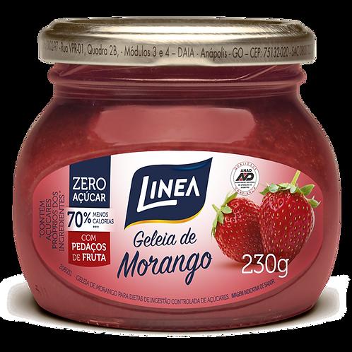 GELEIA DIET MORANGO LINEA 12X230GR