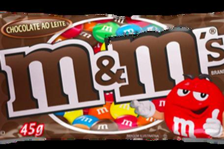 MM S CHOCOLATE AO LEITE MARS 12X18X45G