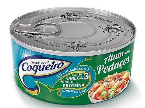 ATUM COQUEIRO PEDACOS OLEO 24X170G