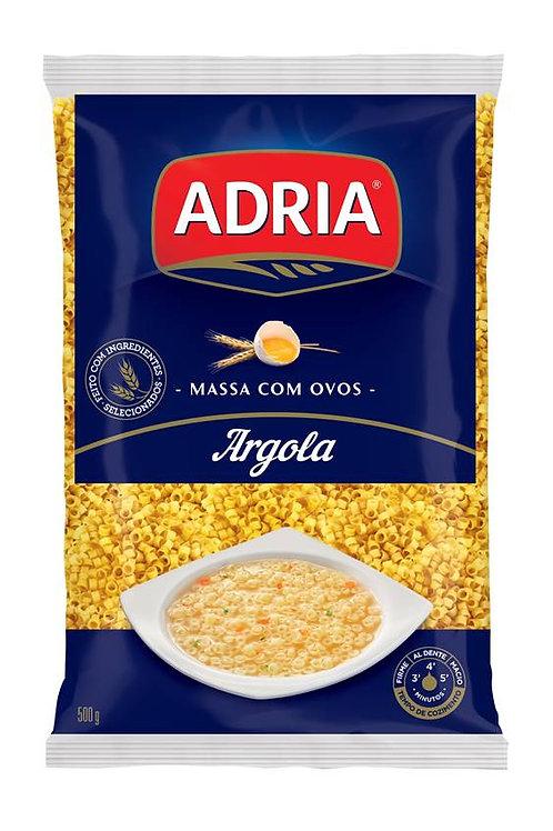 MASSA ADRIA COM OVOS ARGOLA M DIAS 20X500G