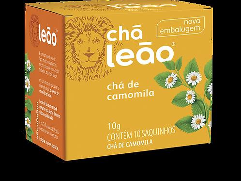 CHA CAMOMILA LEAO 30X10SQ