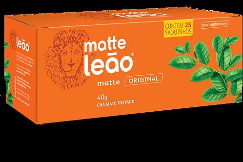 CHA MATTE NATURAL LEAO 30X25SQ