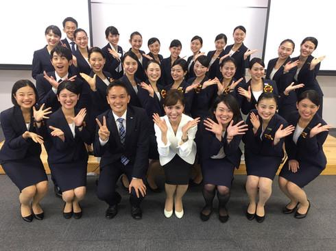 【ANAエアポートサービス株式会社様】ご来訪!