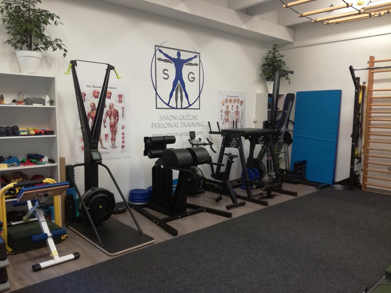 Razvoj telovadnice - najsodobnejša oprema za intervalni trening ter krepitev posteriorne verige
