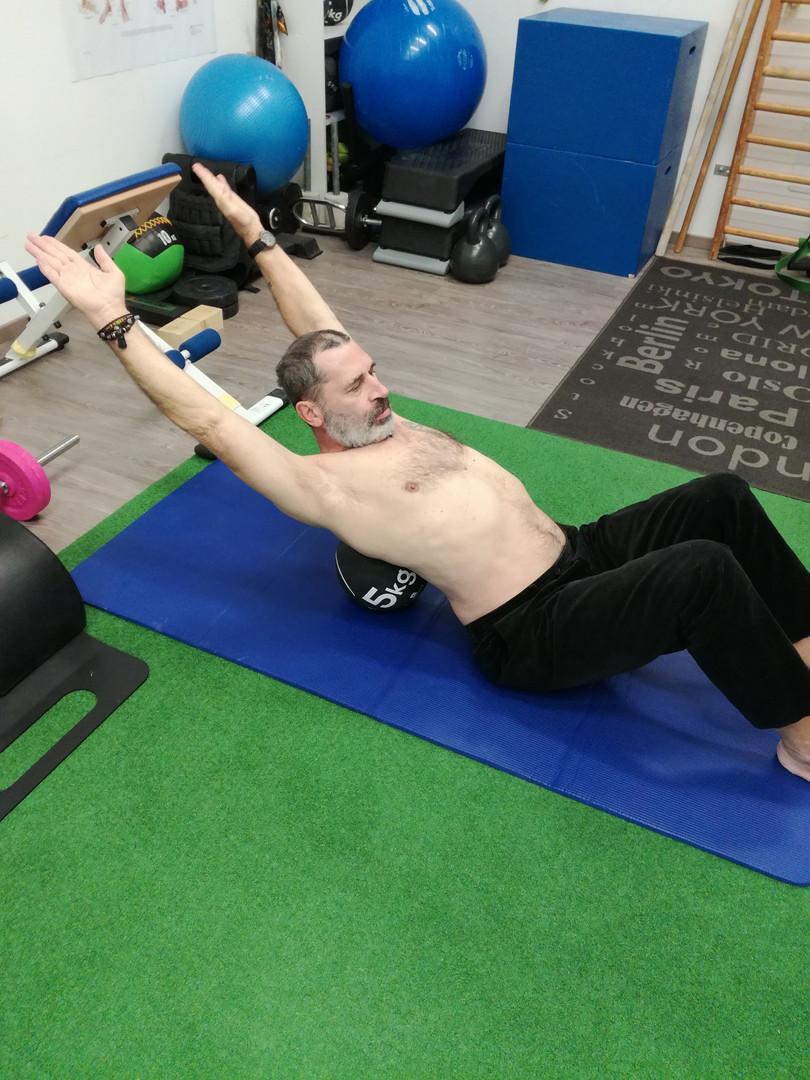 Mobilnost prsne hrbtenice