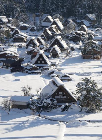 """יפן למטייל העצמאי"""" מתכננים מסלולי טיול חורף ביפן"""""""