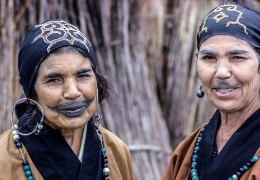 Ainu ? ילידי האם שמעתם על ה״אבורג׳ינים״ של יפן