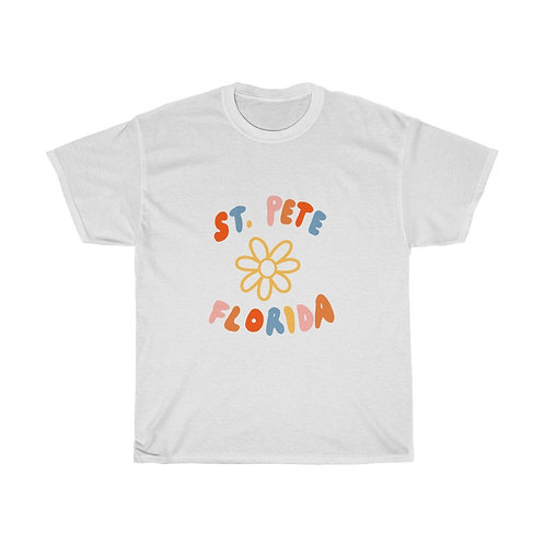 Copy of St. Pete, Florida Tee