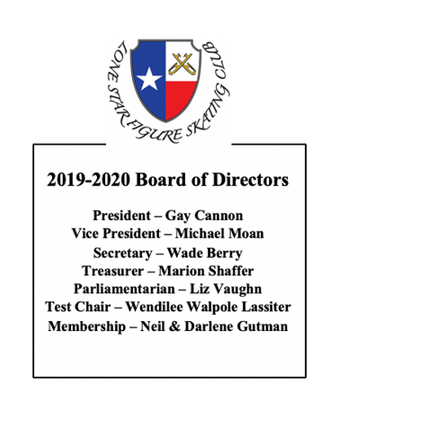 Announcing the 2019-2020 LSFSC Board!