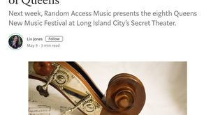"""A home for New Music in the heart of Queens"""