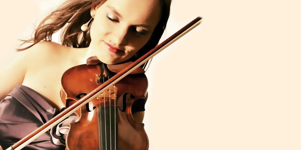 Kinga Augustyn: Exposed. 20th and 21st Century Unaccompanied Violin