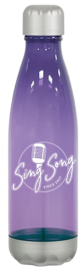 SING SONG WATER BOTTLE